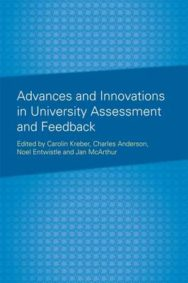 Advances and Innovations in University Assessment and Feedback: A Festschrift in Honour of Professor Dai Hounsell image