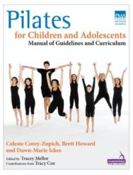 Pilates for Children and Adolescents: Manual of Guidelines and Curriculum image