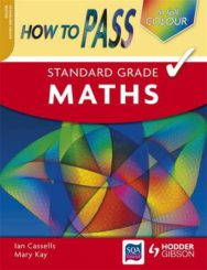How To Pass Standard Grade Maths image