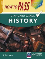 How To Pass Standard Grade History image