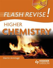 How To Pass Flash Revise Higher Chemistry image