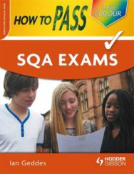 How To Pass SQA Exams image