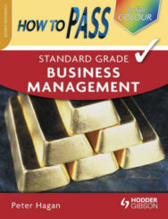 How To Pass Standard Grade Business Management image
