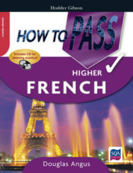 How To Pass Higher French image