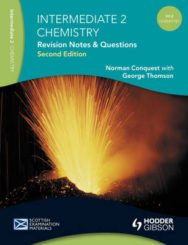 Revision Notes And Questions For Intermediate 2 Chemistry image