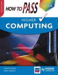 How To Pass Higher Computing image