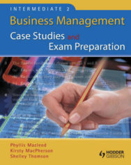Intermediate 2 Business Management Case Studies & Exam Preparation image