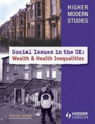 Higher Modern Studies Social Issues In The UK image