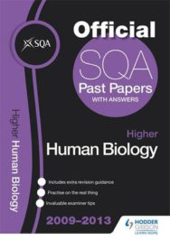 Higher Human Biology 2009-2013 image