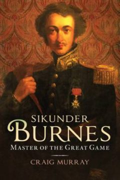Sikunder Burns: Master of the Great Game image