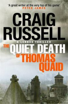 The Quiet Death of Thomas Quaid: Lennox 5 image