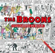 The Broons Colouring Book image
