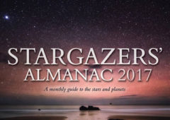 Stargazers' Almanac: A Monthly Guide to the Stars and Planets: 2017 image