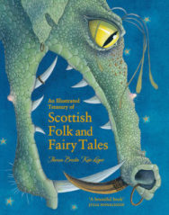 An Illustrated Treasury of Scottish Folk and Fairy Tales image
