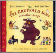 The Gruffalo Song and Other Songs image
