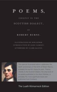 Poems, Chiefly in the Scottish Dialect: The Luath Kilmarnock Edition image