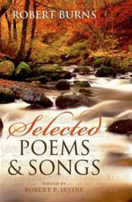 Selected Poems and Songs image