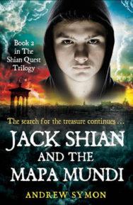 Jack Shian and the Mapa Mundi image