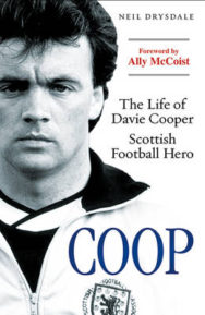 Coop: The Life of Davie Cooper - Scottish Football Hero image