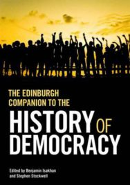 The Edinburgh Companion to the History of Democracy image