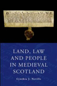 Land, Law and People in Medieval Scotland image