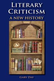 Literary Criticism: A New History image