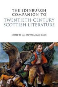 The Edinburgh Companion to Twentieth-century Scottish Literature image