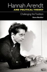 Hannah Arendt and Political Theory: Challenging the Tradition image