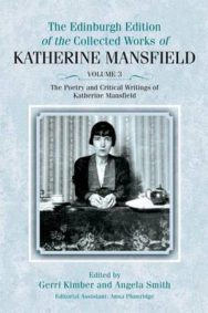 The Poetry and Critical Writings of Katherine Mansfield image