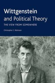 Wittgenstein and Political Theory: The View from Somewhere image