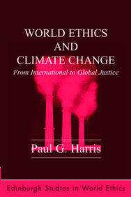 World Ethics and Climate Change: From International to Global Justice image