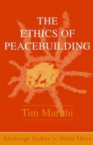 The Ethics of Peacebuilding image