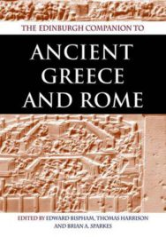 The Edinburgh Companion to Ancient Greece and Rome image
