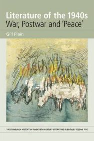 Literature of the 1940s: War, Postwar and 'peace': Volume 5 image