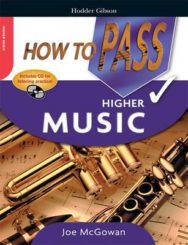 How To Pass Higher Grade Music image