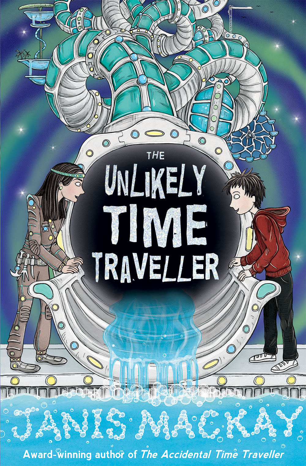 Q&A on Time Travel with Janis Mackay