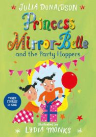 Princess Mirror-Belle and the Party Hoppers image