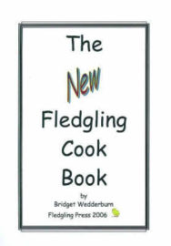 The New Fledgling Cook Book image
