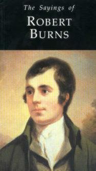 The Sayings of Robert Burns image