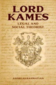 Lord Kames: Legal and Social Theorist image