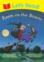 Let's Read! Room on the Broom image