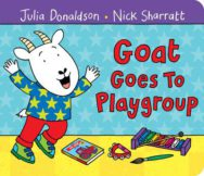 Goat Goes to Playgroup image