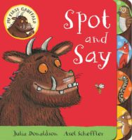 My First Gruffalo: Spot and Say image