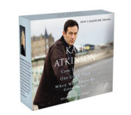 Case Histories: A Kate Atkinson CD Box Set: One Good Turn, Case Histories, When Will There be Good News? image