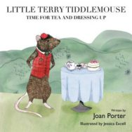 Little Terry Tiddlemouse: Time for Tea and Dressing Up: No. 2 image