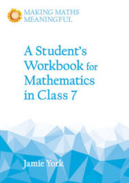 A Student's Workbook for Mathematics in Class 7: A Classroom image