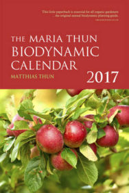 The Maria Thun Biodynamic Calendar: 2017 image