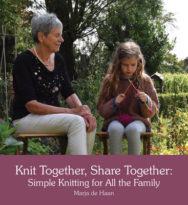 Knit Together, Share Together: Simple Knitting for All the Family image