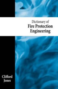Dictionary of Fire Protection Engineering image