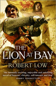 The Lion At Bay image